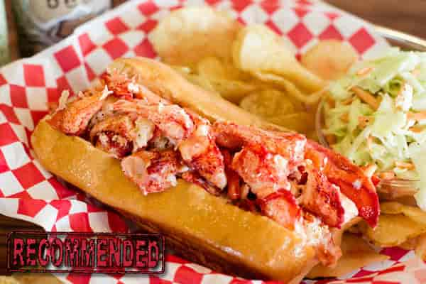 West Lobster Roll